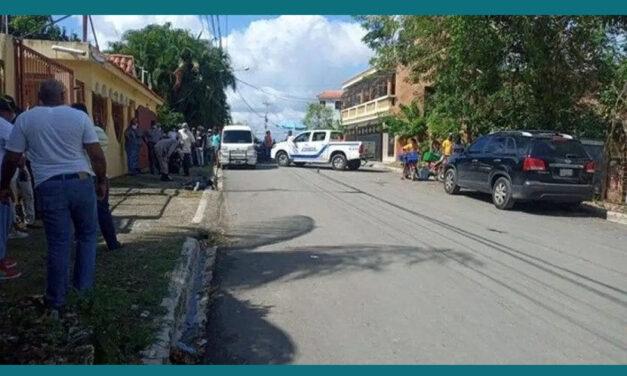 Ultiman delincuente en Pantoja