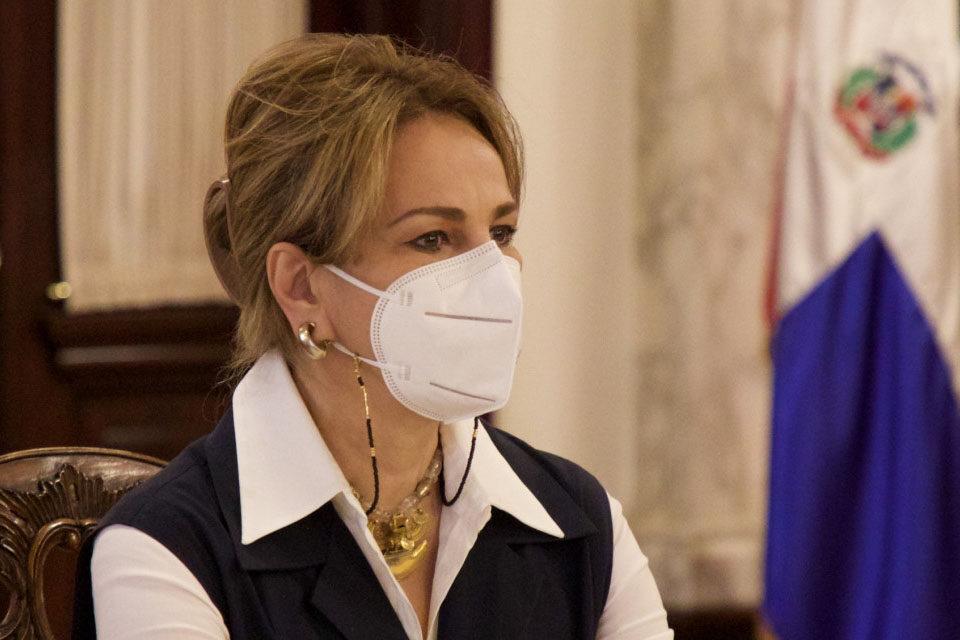 Nueva vez la vocera del gobierno, Milagros Germán, es tendencia en Twitter