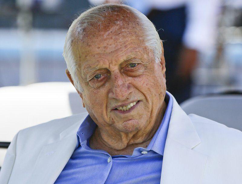Muere Tom Lasorda, legendario entrenador de los Dodgers de Los Angeles