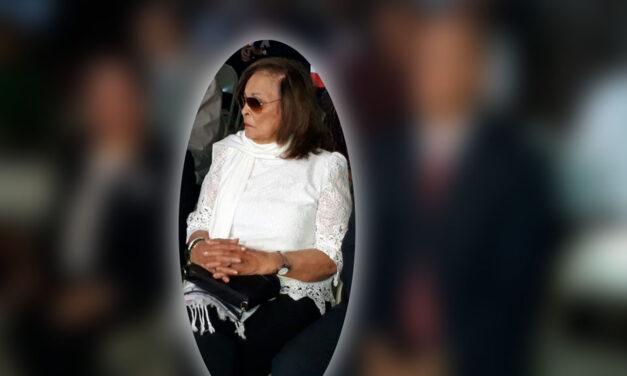 Fallece María Paula Acevedo, viuda del coronel constitucionalista Francisco Alberto Caamaño
