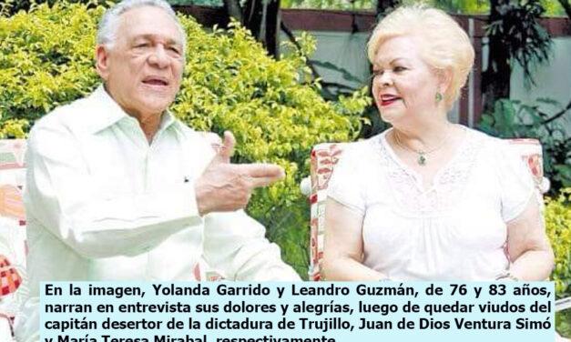 Yolanda y Leandro: un amor histórico