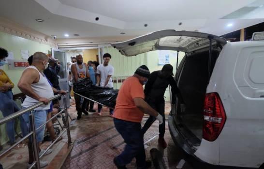 Discusión por parqueo entre policías deja un cabo muerto en clínica de Los Alcarrizos