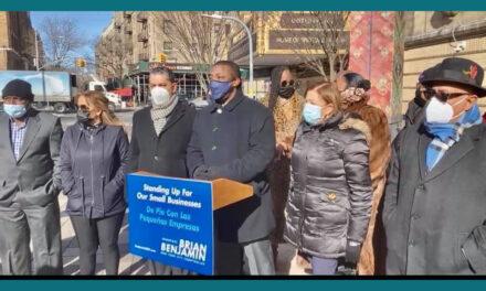 Apoyan a Brian Benjamín para contralor NY