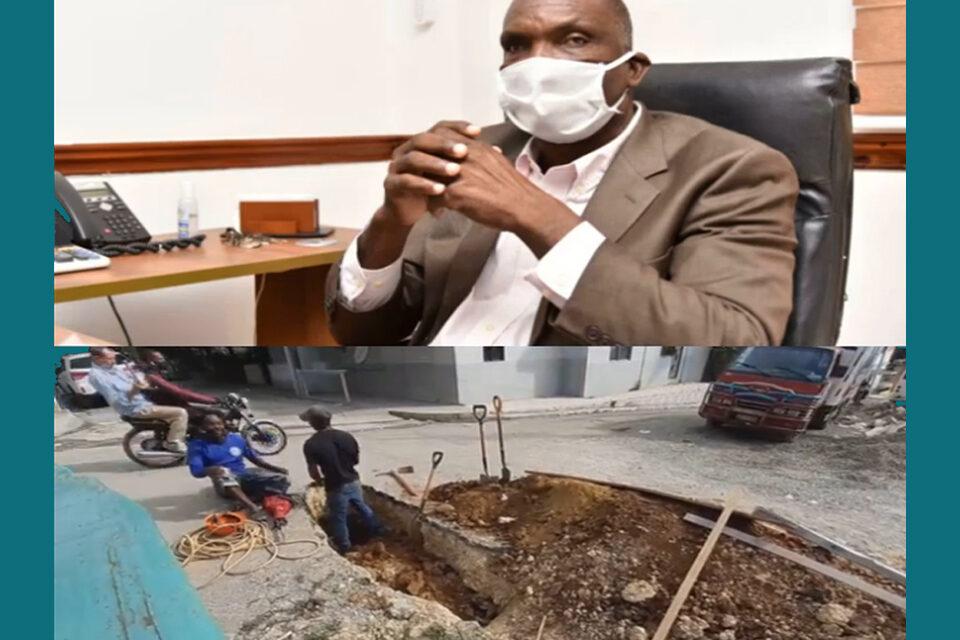 Denuncian: alcalde promueve el desorden