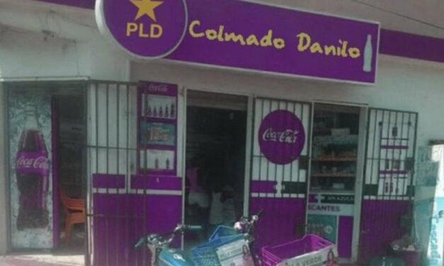 El colmado de Danilo Medina