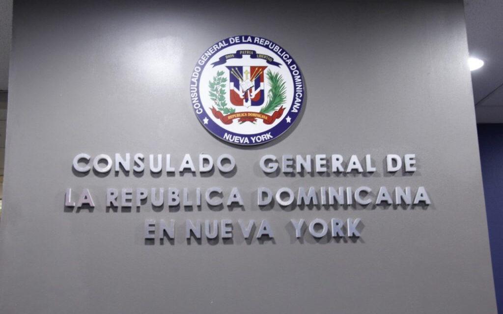 """Consulado dominicano Nueva York """"de lío en lío"""""""