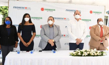 Inauguran nueva Farmacia del Pueblo