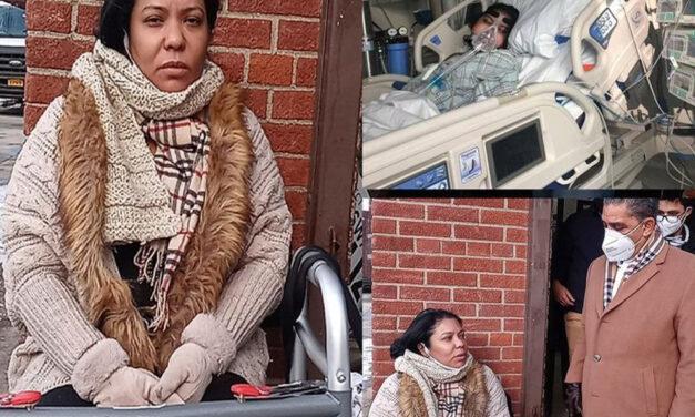 Madre dominicana solicita ayuda en NY