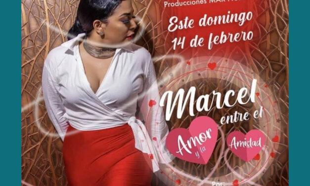 Marcel dará concierto virtual al amor