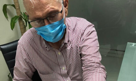 Pastores piden la libertad de Luis Ynchausti