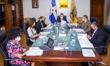 JCE establece orden de los partidos