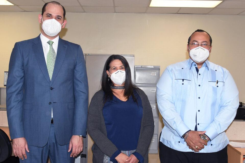Promese/Cal e Indocal habilitarán laboratorio para control de calidad de medicamentos