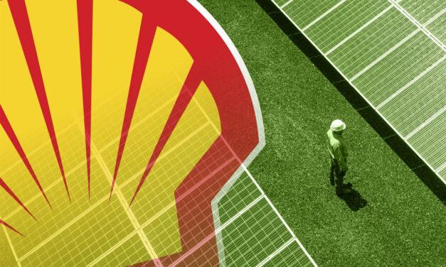 Shell eliminará emisiones para el 2050