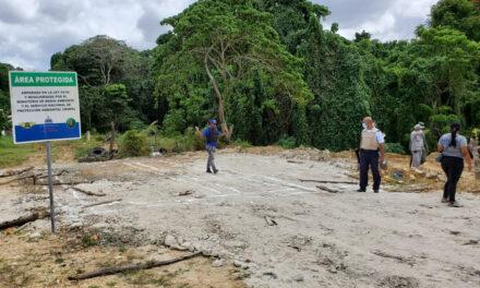 Rescatan márgenes de Arroyo Yaguasa