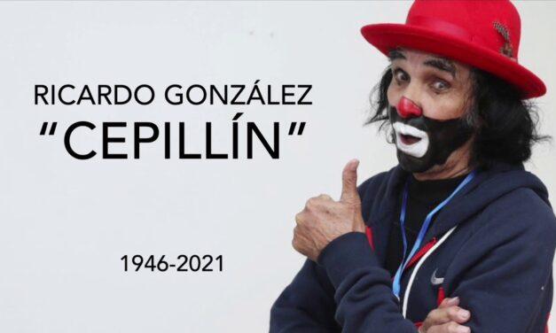 Fallece el payaso Cepillín a los 75 años