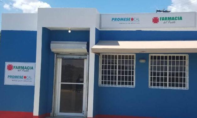 Promese/Cal remoza Farmacias del Pueblo