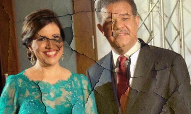 Margarita y Leonel se divorcian