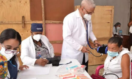 Hospital Calventi realiza operativo médico