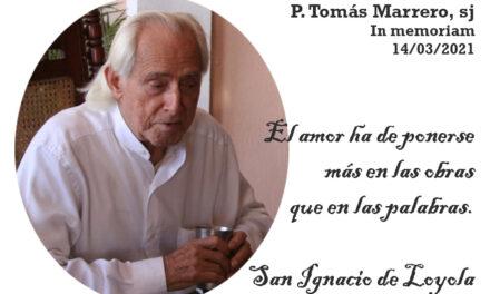 TOMAS MARRERO S.J.