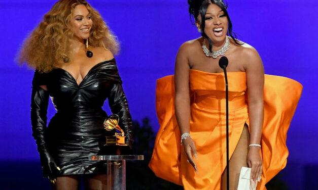 Beyoncé se lleva 4 Premios Grammy