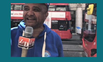 Bloguero José Zabala hace llamado