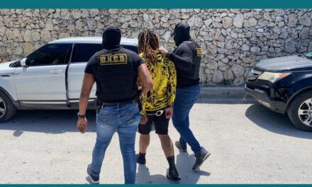 """DNCD captura a """"El Jamaiquino"""""""