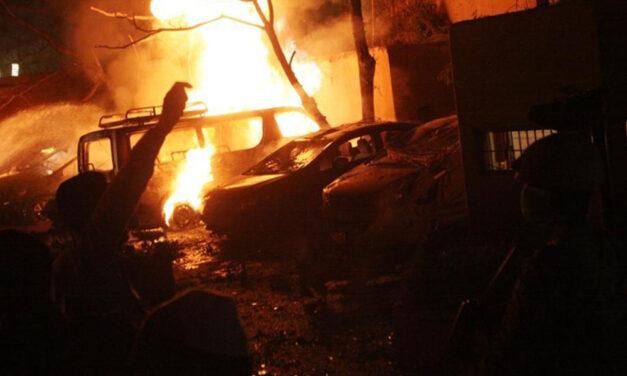 Cuatro muertos en explosión en Pakistán