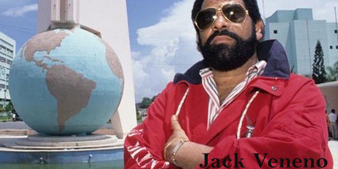 """Muere el luchador """"Jack Veneno"""""""