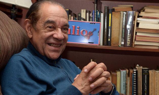 Fallece el maestro Julio de Wint Pichardo