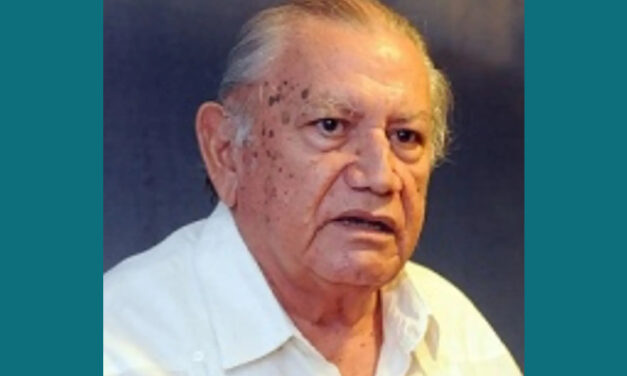 Fallece el inmenso Marcio Veloz Maggiolo