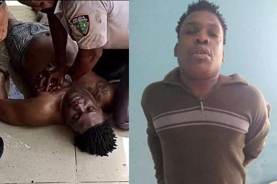 Muere recluso había cortado mano a atleta