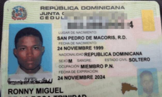 Identifican persona mató delincuente