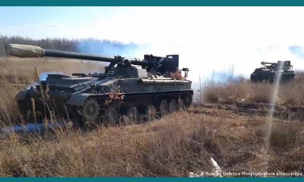 Rusia descarta posible guerra con Ucrania