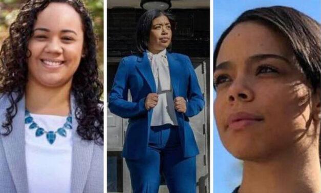 Tres mujeres y un camino hacia alcaldía de New York