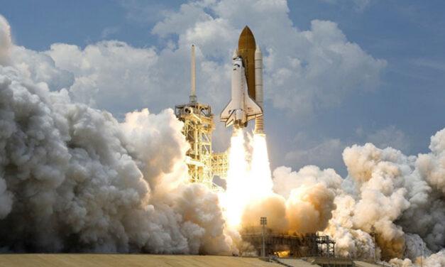 Historia de los vuelos espaciales