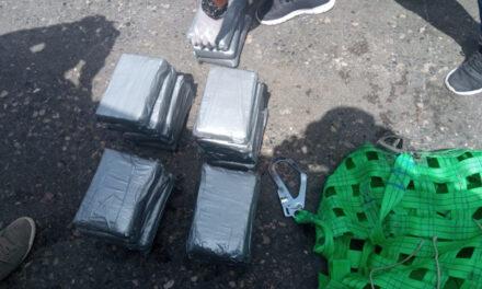 Ocupan 23 paquetes cocaína en Puerto de Haina