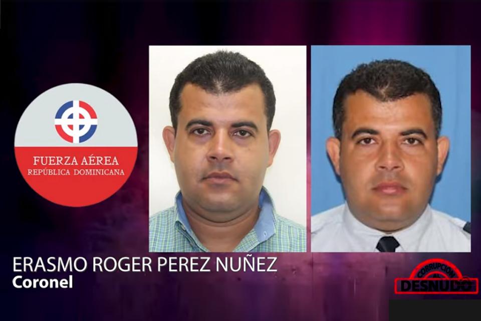 Asistente de Adán Cáceres escolta al Presidente
