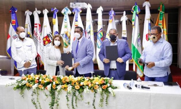 LMD y Mancomunidad GSD firman acuerdo