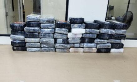 Ocupan cocaína sería enviada a PR