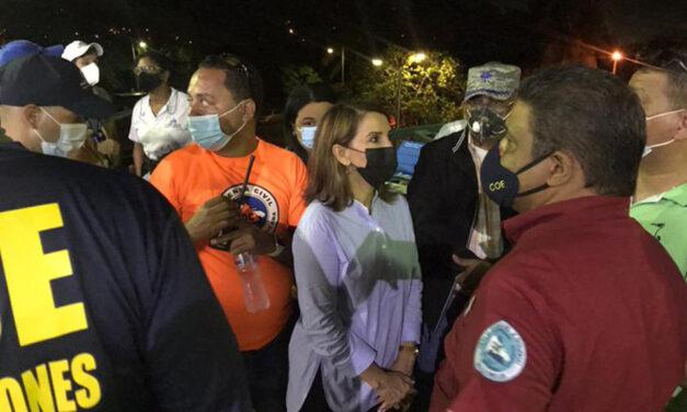 Rescatan personas Teleférico de Puerto Plata