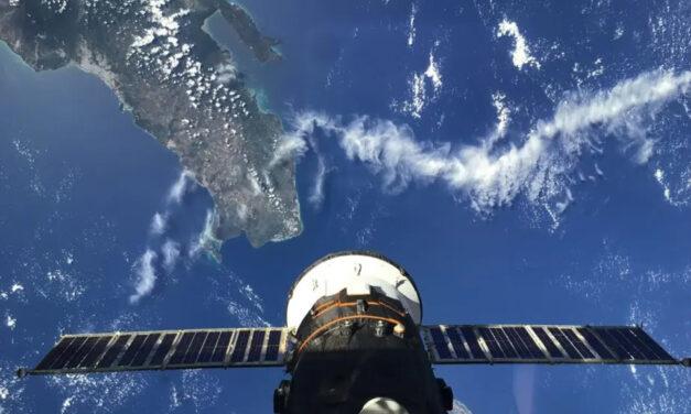 Astronauta ruso elogia la RD desde el espacio