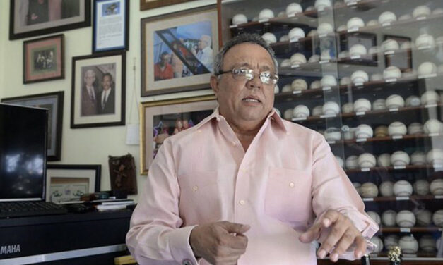 Fallece el director musical Víctor Taveras