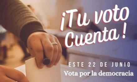 Lanzan campaña motivación del voto entre hispanos en primarias de NYC