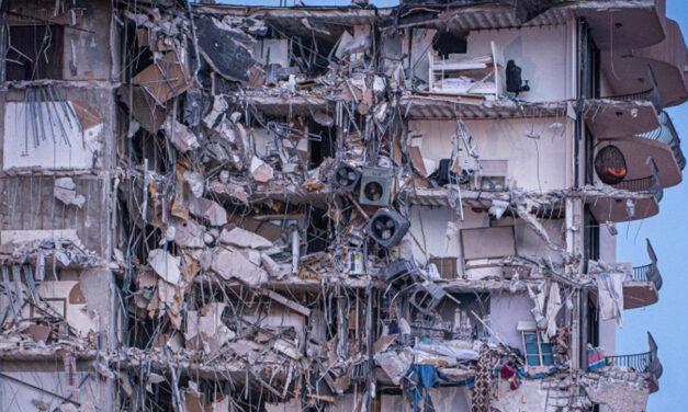 Sube a 4 los muertos y 159 desaparecidos por desplome edificio en Miami