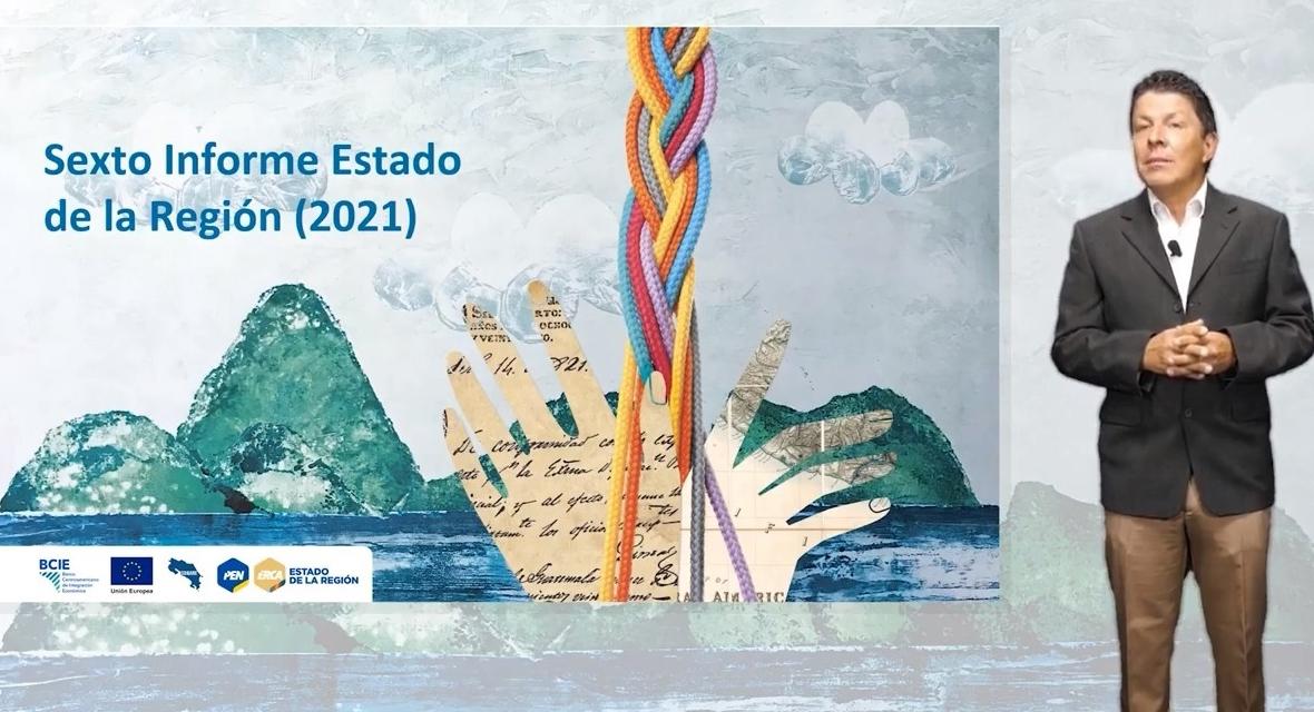 Presentan hallazgos del nuevo Informe Estado de la Región 2021 sobre desarrollo humano sostenible