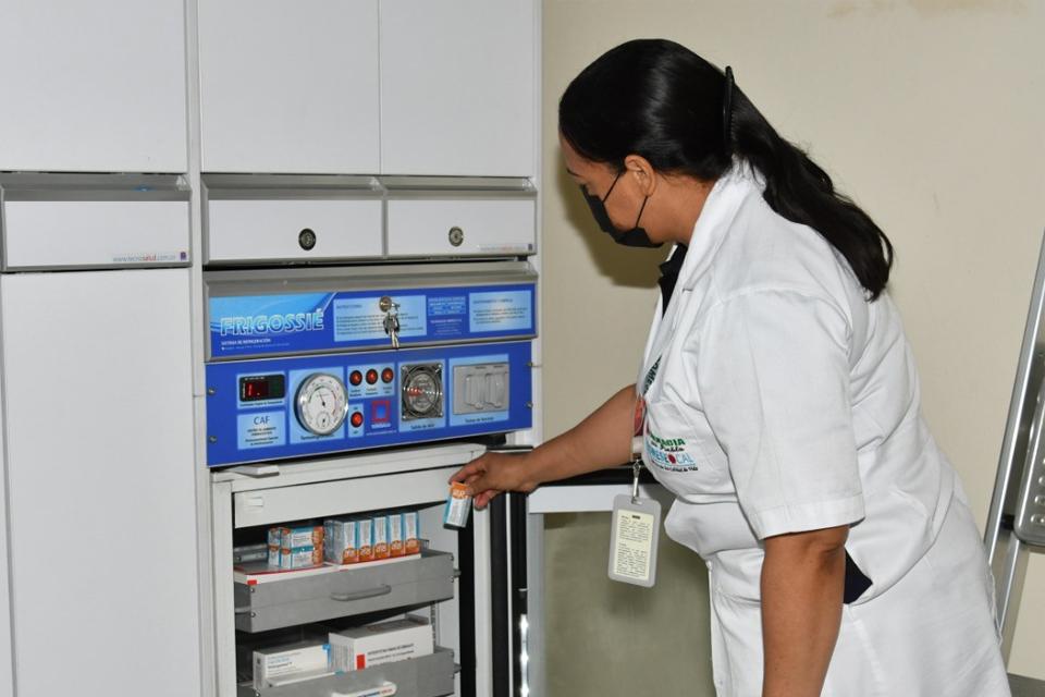 Promese/Cal garantiza disponibilidad medicamentos para pacientes diabéticos