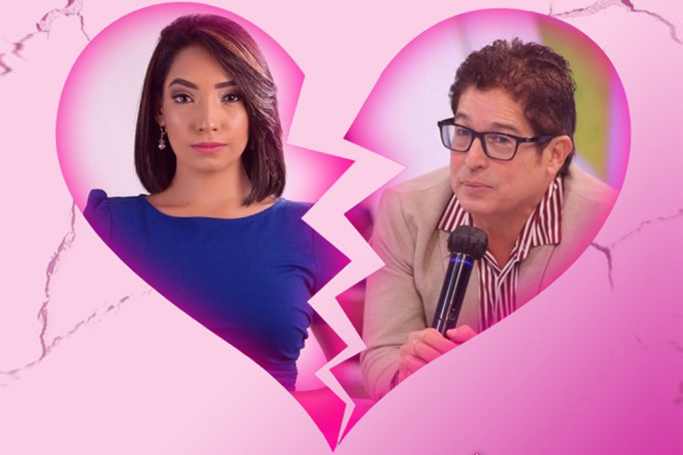 Laura Guzmán e Iván Ruiz terminan relación