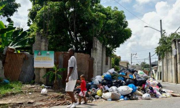La basura arropa al municipio Los Alcarrizos
